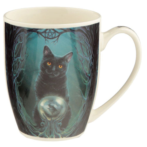 Lisa Parker Rise of the Witches Bone China Mug