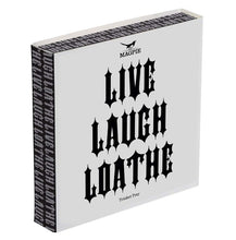 Live Laugh Loathe Trinket Dish and Gift Box