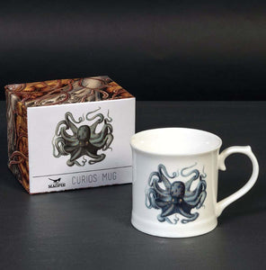 Octopus Mug and Gift Box