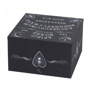 Ouija Board Mirror Box