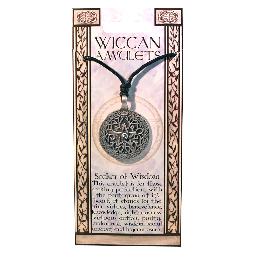 Pewter Wiccan