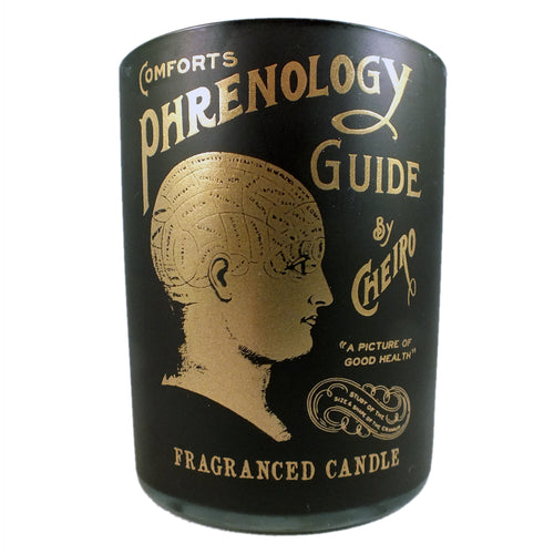 Crushed Vanilla Pod and Oud Phrenology Candle