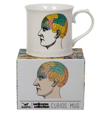 Phrenology Mug and Gift Box