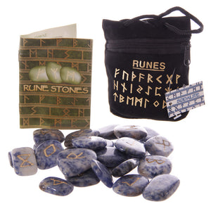 Natural Rune Gemstones