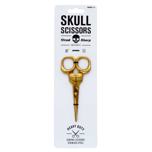 Stainless Steel Skull Scissors
