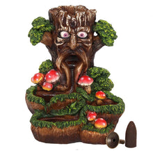 Tree Man Backflow Incense Cone Burner