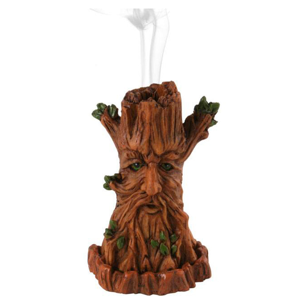 Pagan Tree Incense Cone Burner