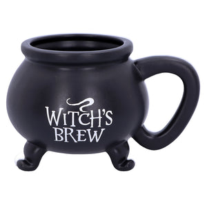Large Witch's Brew Cauldron Mug