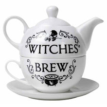 Witches Brew Teapot Set