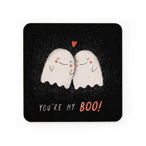 You're My Boo Ghost Coaster