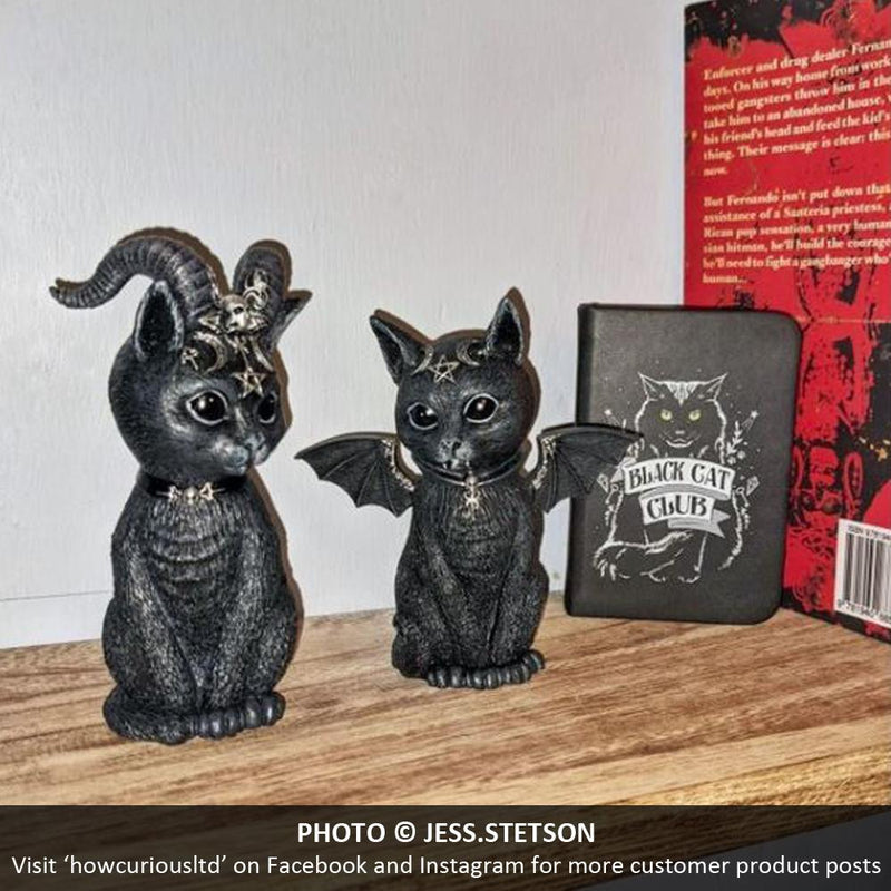 Black Cat Club Mini Notebook - Grindstore