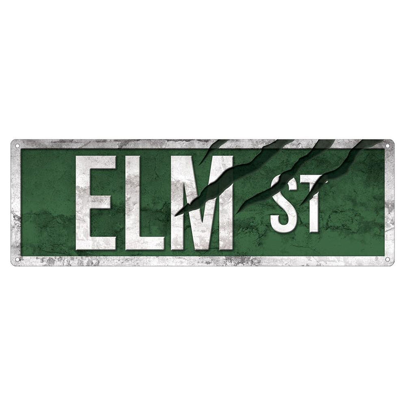 Elm Street Tin Sign - Grindstore