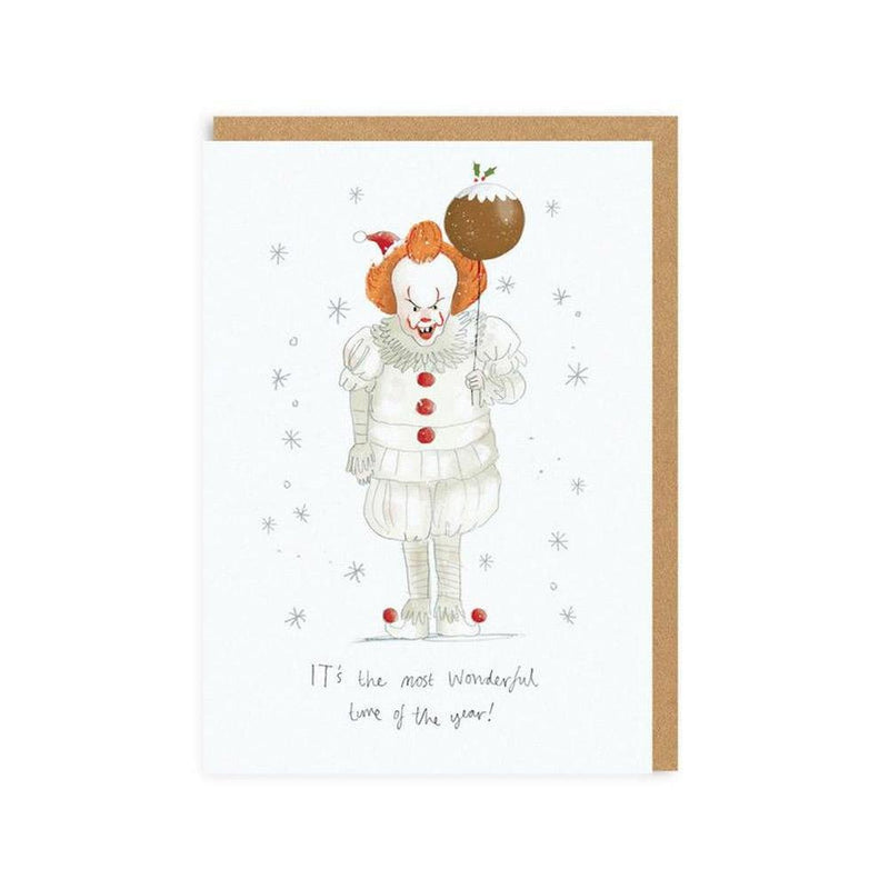 It's The Most Wonderful Time Of The Year - IT Christmas Card - Ohh Deer