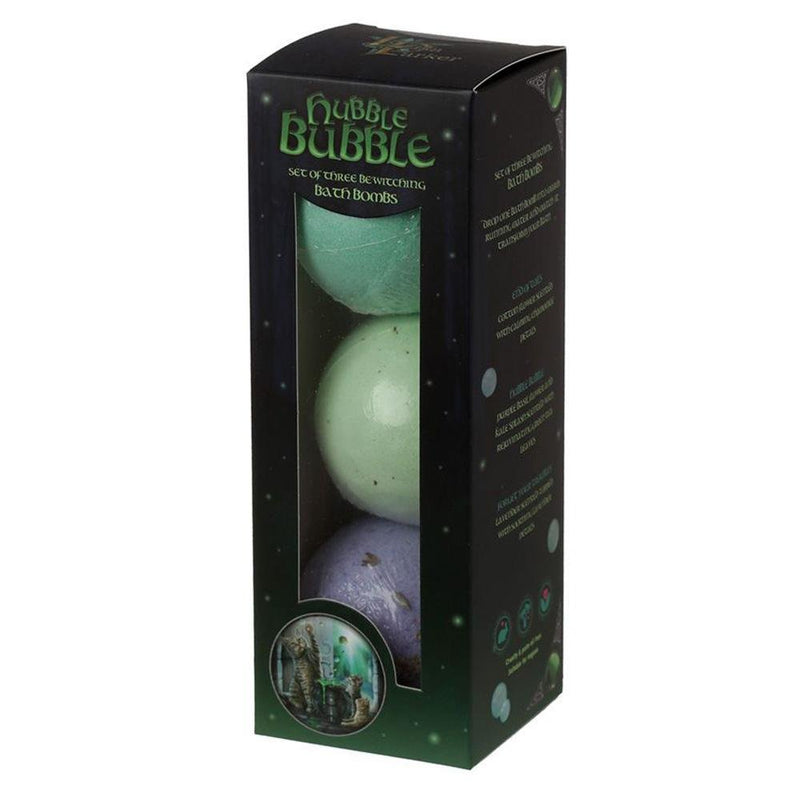 Lisa Parker Hubble Bubble Bath Bombs - Set of 3 - Lisa Parker Design