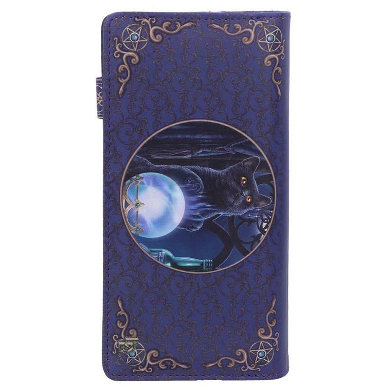 Lisa Parker The Witches Apprentice Embossed Purse - Lisa Parker Design