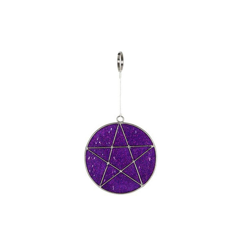 Magickal Glass Suncatchers - Mystical Gifts