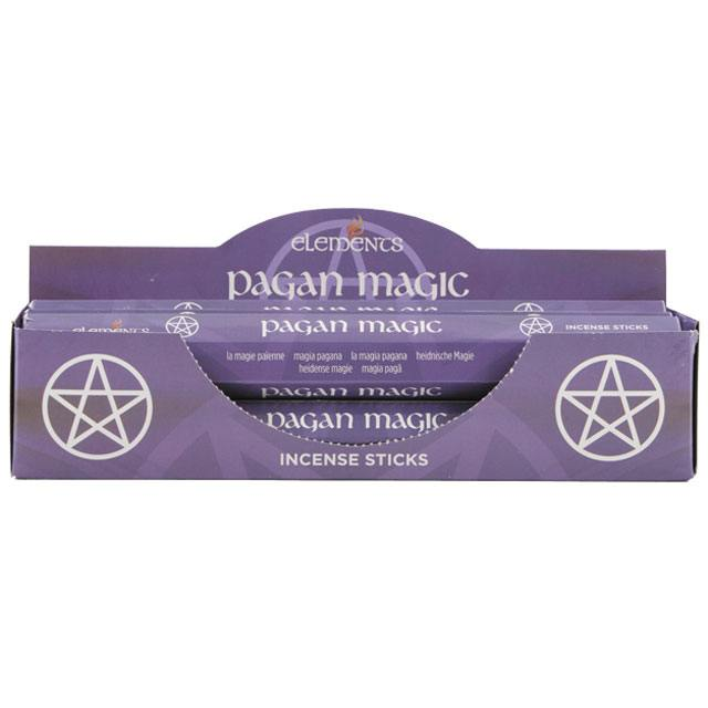 Pagan Magic Incense Sticks - Pack of 20 - Elements