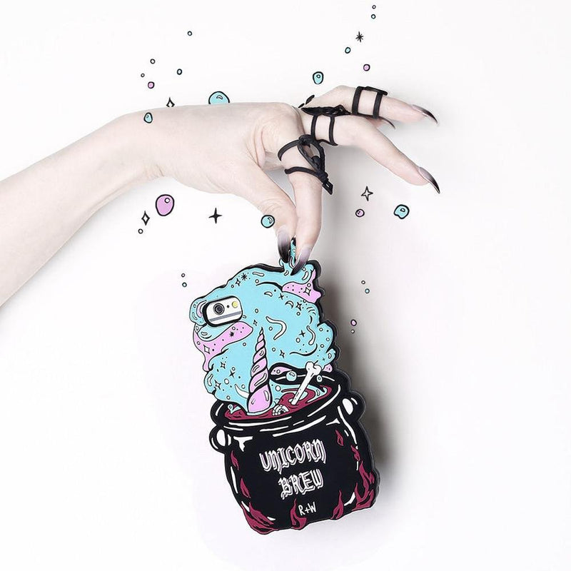 Unicorn Brew Phone Case - Samsung S8 - Rogue + Wolf