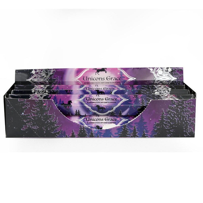 Unicorn's Grace Incense Sticks - Mystical Gifts