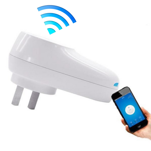 Smart WiFi Socket - Control Your Home From Your Phone!