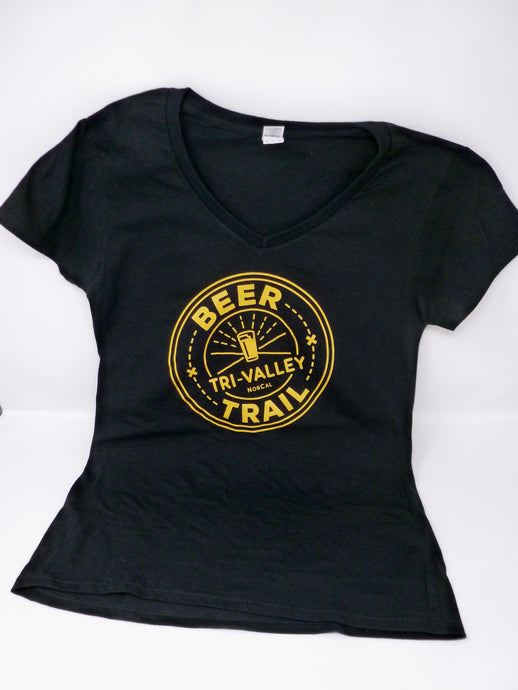 Beer Trail V-Neck