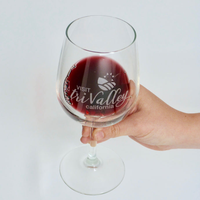 Tri-Valley Tasting Glass