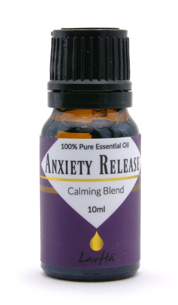 Anxiety Release Essential Oil Blend - LavHā