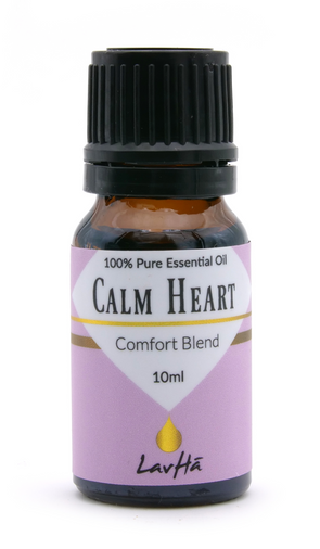 Calm Heart Essential Oil Blend - LavHā