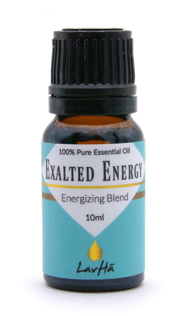 Exalted Energy Essential Oil Blend - LavHā