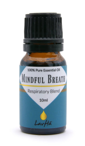 Mindful Breath Essential Oil Blend - LavHā