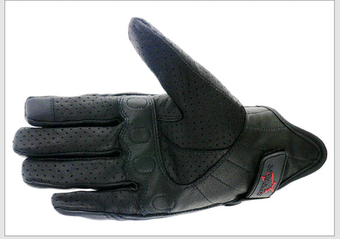 Superbike Goatskin Leather Gloves