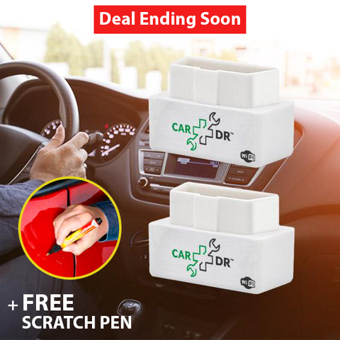Car Dr™ + FREE Scratch Pen