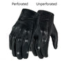 Image of Superbike Goatskin Leather Gloves