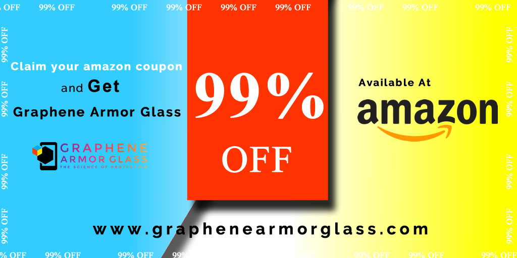 graphene armor glass coupon
