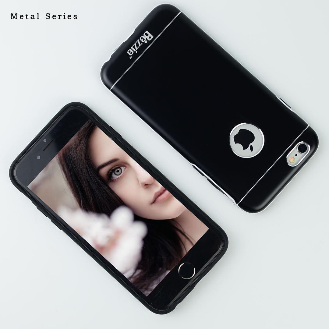 Apple iPhone Metal ShockProof Designer Case