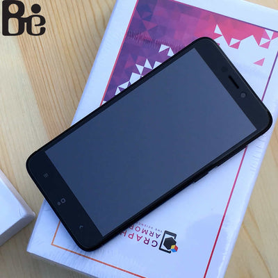 Xiaomi Redmi 4 Edge To Edge Curved Tempered Glass