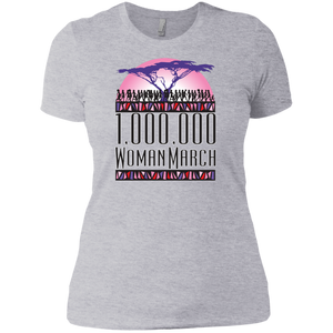 Women March Ladies' T-Shirt