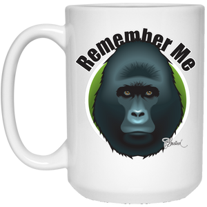 Remember Gorillas Coffee Mug
