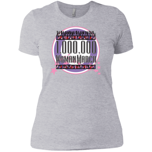 Million Woman March Ladies' T-Shirt