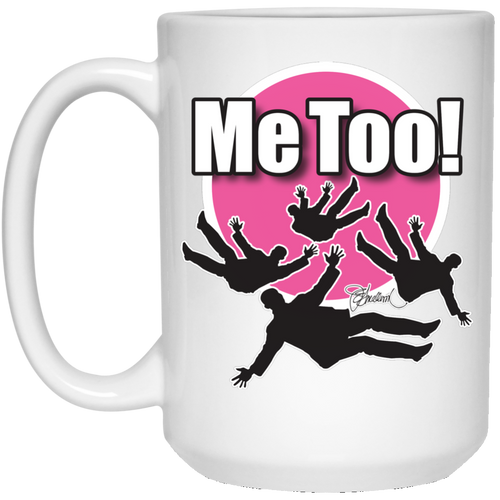 Me Too! 15 oz. White Mug