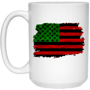 black history coffee mug