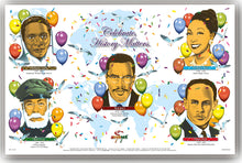 black history place mat