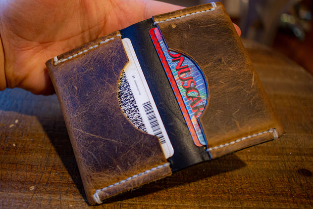 """Bentley'"" Wallet - V1"