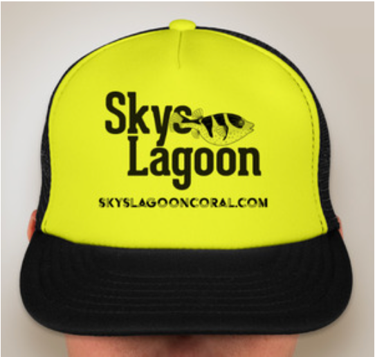 SLC Trucker Hat