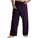 Thai Fisherman Pants - Purple - zootzu