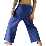 Thai Fisherman Pants - Light Blue - zootzu