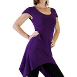 'Pixie' Dress - Purple - zootzu