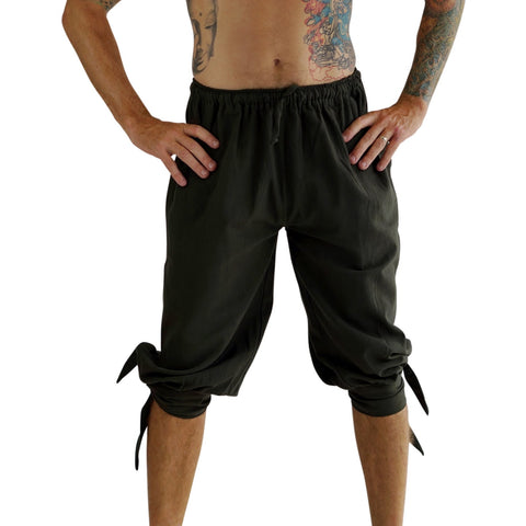 'Buccaneer' Pirate Pants - Green
