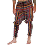 'Scallywag' Pants, Harem, Pirate, Gypsy, Jester, Alladin - Multi Colored - zootzu