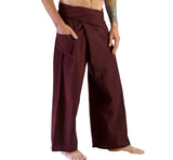 Thai Fisherman Pants - Brown